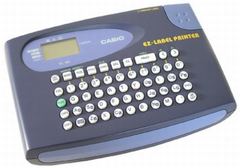 Casio Labelprinter KL-60