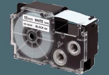 Casio Labelprinter Tape XR-18 - 18mm - 8m