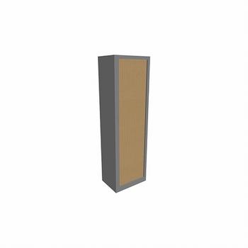 Roldeurkast Ariv - X' File 198 cm Hoog 60 cm Breed