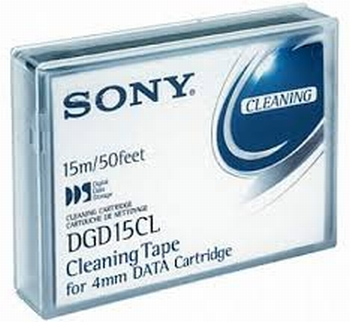 Sony 4mm DDS 1 2 3 4 Cleaning Cartridge