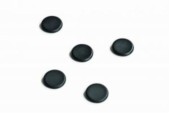 Extra sterke magneten, 5-pack, 30mm voor Glass boards