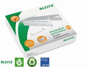 Leitz 23/15XL nieten verzinkt voor Leitz 5553 - 1000 stuks