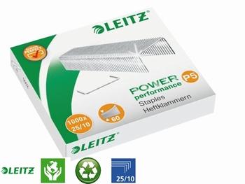 Leitz 25/10 nieten verzinkt voor Leitz 5552 - 1000 stuks