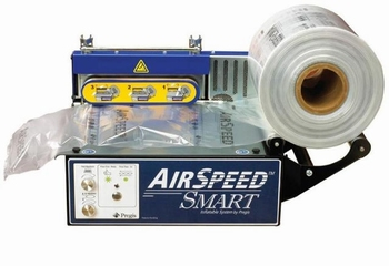 Airspeed Smart dozen opvulsysteem met luchtkussens