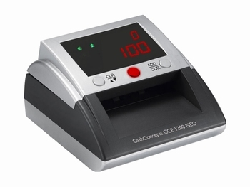 CashConcepts CCE 1200 NEO Valsgelddetector