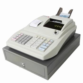 OLYMPIA CM75W - Numerische kasregister 8 Dep 99 PLU Wit