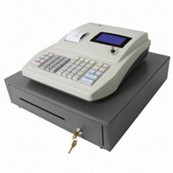 OLYMPIA CM912W Kasregister met thermisch printer grote lade
