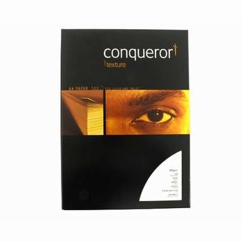 Conqueror papier A4 100 grams 500 vel Wit met Watermerk
