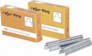 Regur Ring King Ringnieten 6mm boog 1000 stuks