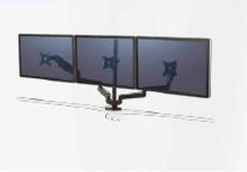 Fellowes Platinum monitorarm voor 3 beeldschermen