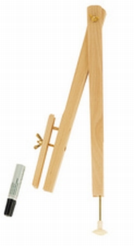 JPC Schoolbord Passer hout voor whiteboard markers