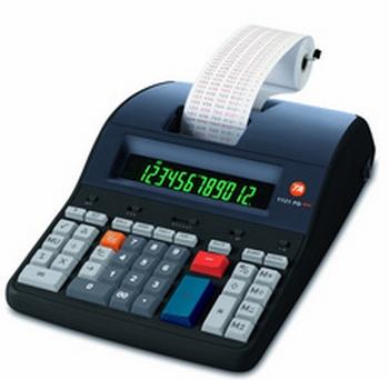 Triumph-Adler 1121 PD Eco bureau - rekenmachine met telrol
