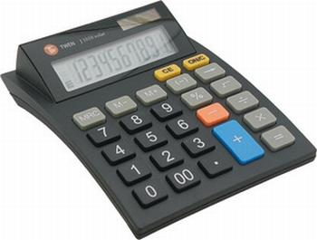 Triumph-Adler bureau - rekenmachine TWEN J-1010 solar