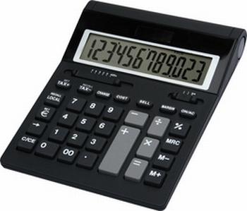 Triumph-Adler bureau - rekenmachine TWEN J-1220 S zwart