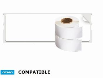 Dymo Compatible 99010 Standaard Adresetiketten 28x89mm