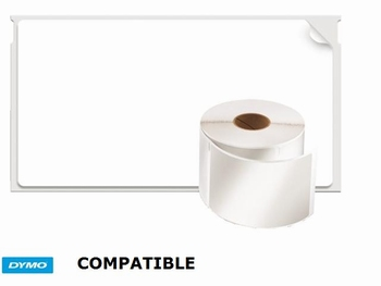 Dymo Compatible 99014 Standaard Adresetiketten 54x101mm