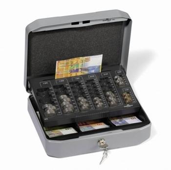 Durable CHF Cash Box S voor Zwitserse Franken
