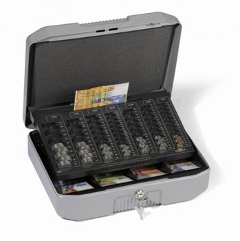 Durable CHF Cash Box M voor Zwitserse Franken