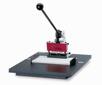 Stago HS50 rondhoeker / kalenderponser handmatig