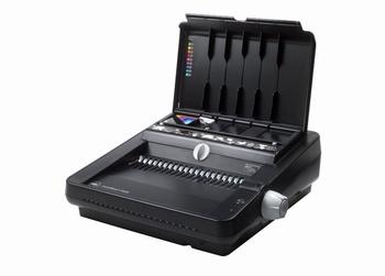 GBC CombBind C450E Elektrisch Pons-Bindmachine voor Plastic