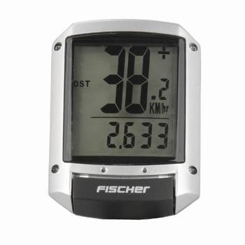 Fischer Fietscomputer BIG 17 functies