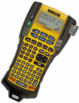 Dymo Rhino 5200 Labelprinter industrie