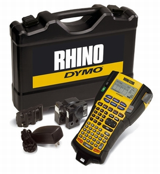 Dymo Rhino 5200 Labelprinter industrie harde kofferset
