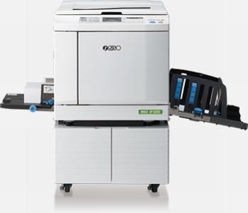 RISO SF 5050 duplicator / copyprinter A4 USB en Netwerkkaart