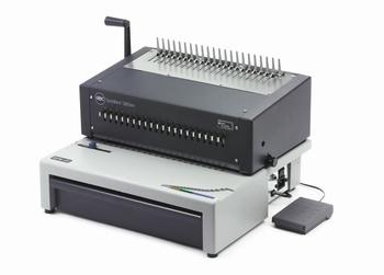 GBC CombBind C8000Pro Pons-Bindmachine voor Plastic Bindrug
