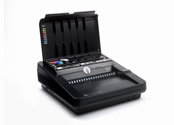 GBC C366E Elektrische Pons-Bindmachine voor Plastic Bindrug
