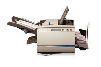 Intimus DF 800 vouwmachine A4 formaat