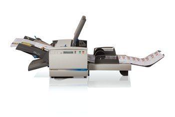 Intimus DF 900 vouwmachine A3 formaat
