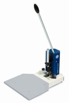 Cyklos CCR-40 zware rondhoekmachine capaciteit 40 mm.