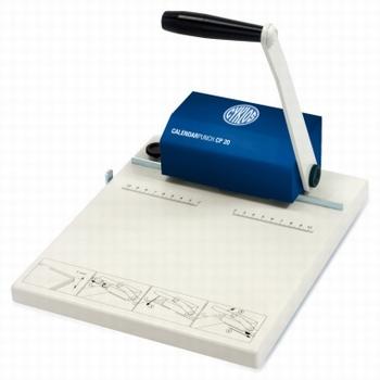 Cyklos CP-20 handmatige duimgatponser / kalenderponser