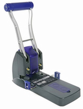 Rapesco Register Perforator P2200 zwart / violet