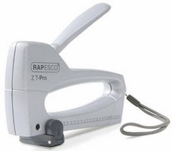 Rapesco Handtacker Z T-Pro zilver