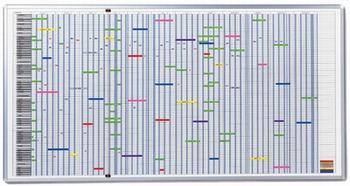 Franken Planbord JETPLANER 12 maanden 193x100 cm