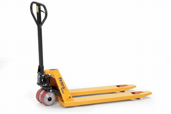 Fetra palletpompwagen draagkracht 2.500 kg.