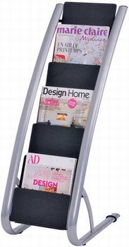 ALBA Folder- Brochure Vloerstandaard 6-vals 340mm breed