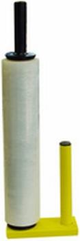 Happel afrolapparaat voor rekwikkelfolie metaal verstelbaar