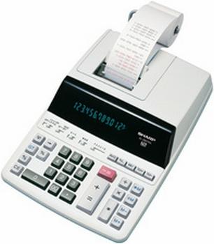 Sharp EL-2607  PG GYSE bureau - rekenmachine met telrol