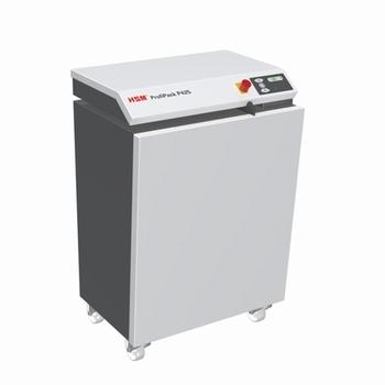 HSM Profipack P425 karton-perforator + adapter v. afzuiging