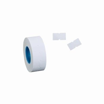 Ratiotec prijstang etiketten 21 x 12 mm wit  10 rollen