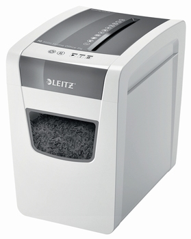 Leitz IQ Slim Home Office P4 papiervernietiger snippers