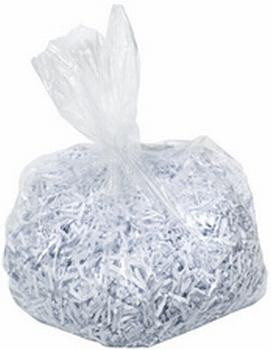 Opvangzakken voor de Leitz IQ papiervernietiger tot 40 liter