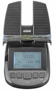 Ratiotec RS 2000 geldweegschaal antraciet