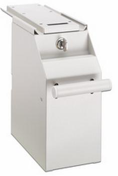 Ratiotec kassa afstortkluis POS Safe RT 500 creme / wit
