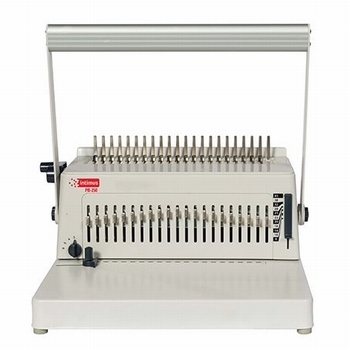 Intimus PB-250 inbindmachine handbediening plastic ringen