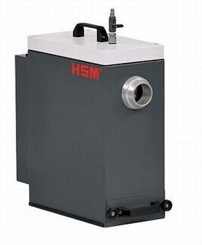 Afzuigunit HSM DE 1-8 voor stof voor de HSM ProfiPack P425
