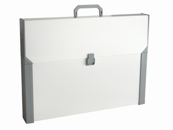 Aristo studiokoffer leeg voor tekenbord A3 - 10 stuks